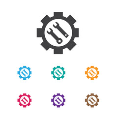 Of toolkit symbol on options vector