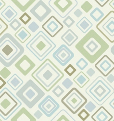 vintage pattern vector vector image vector image