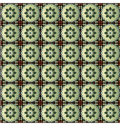 Oriental seamless pattern version vector