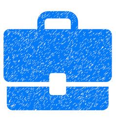 Case icon grunge watermark vector