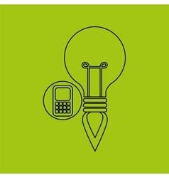 Creativity idea business account math vector