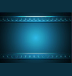 technology future rectangle stripe vector image