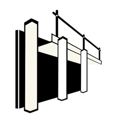 Formwork vector