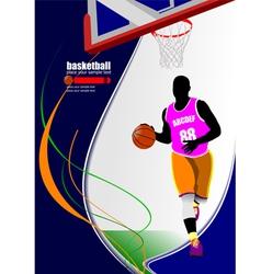 Al 0815 basketball 02 vector