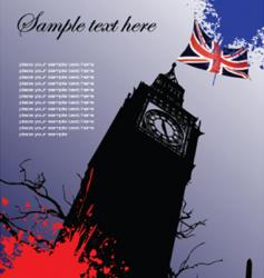 England image vector