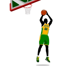 Al 0815 basketball 03 vector