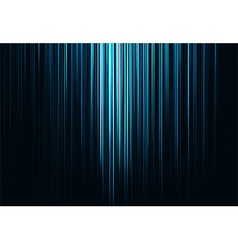 abstract Blue light technology communicate vector image