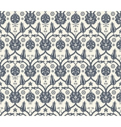 Arabic royal pattern vector