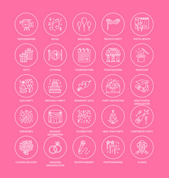 25-icons-template vector