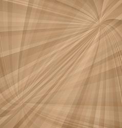Brown wooden spiral pattern background vector