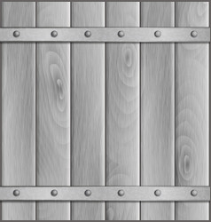 wooden light background vector image