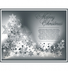 Christmas luxury background vector