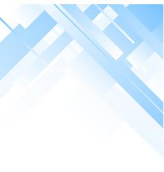 Light blue modern geometric background vector