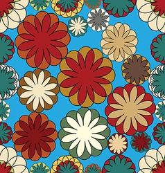 abstract geometric mosaic vector image