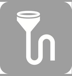 Beer bong vector