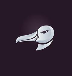 Albatross logo vector