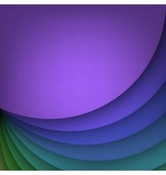Arc modern background design vector