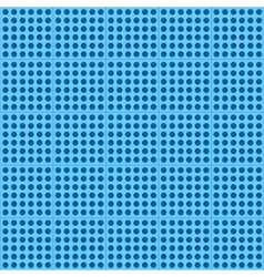 Blue abstract technology background with seamless vector image
