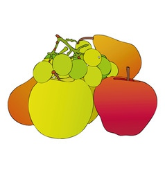 Composition fruitful vector