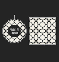 abstract concept monochrome geometric vector image