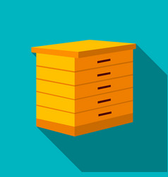apiary icon of for web and vector image