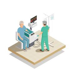 Medicine future technology composition vector
