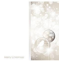 Christmas holiday frame vector