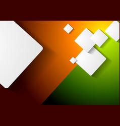 Tech corporate background vector
