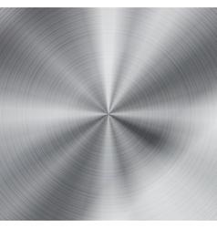 Abstract metallic texture background vector image vector image