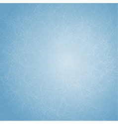 Blue texture with white hairs vector image