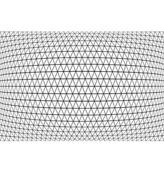 Geometric latticed texture vector