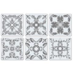 Al 0820 tiles vector