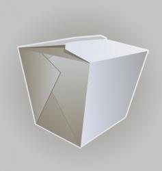 noodle box vector image