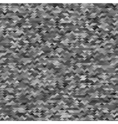 Abstract mosaic grey background vector