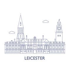 Leicester vector