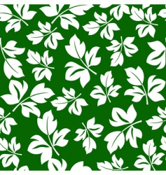 Floral seamless pattern for y vector