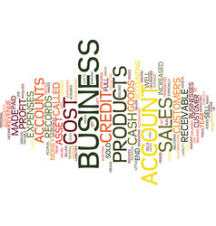 Assets and liabilities text background word cloud vector