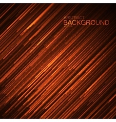 Background with glowing random lines vector