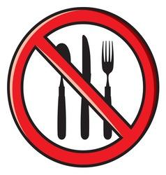 No food1 vector