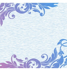 Vintage background with pastel colors vector