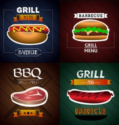 Barbecue vector image