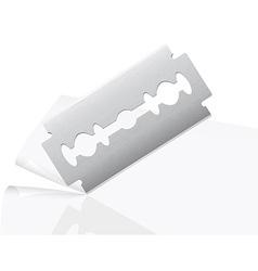 blade 02 vector image vector image