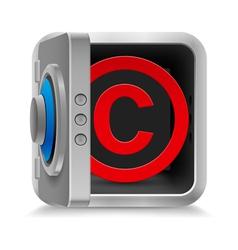 Copyright protection vector