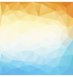 Triangle texture background for your design in vector image