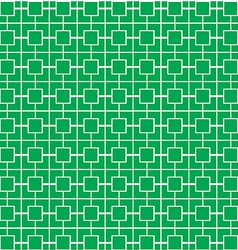 Green stripe pattern vector image