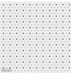 Geometric abstract connection patterns vector