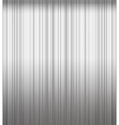Grey background in small stripes vector