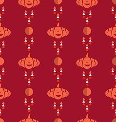 Halloween pattern20 vector image