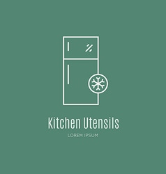 House appliances logo vector