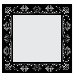 vintage frames version vector image
